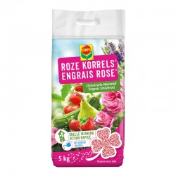 Engrais rose universel COMPO - 5Kg