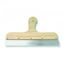 Couteau à plafonner en bois 400mm