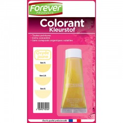Colorant universel 25ml Oxyde jaune
