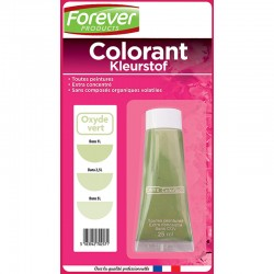 Colorant universel 25ml Oxyde vert