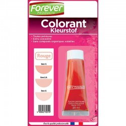 Colorant universel 25ml Rouge