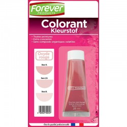 Colorant universel 25ml Oxyde rouge