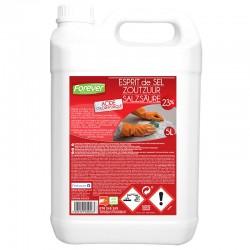 Acide chlorhydrique 5L  (Esprit de sel)
