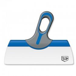 Couteau à enduire  avec manche en PVC 25 cm