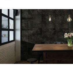 Dalles de parement GX Wall+ Black Marble